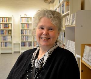 Tamara Nilsson, 60 år, biblioteksassistent, Sundsvall.