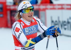 Stina Nilsson. Bild: TT Nyhetsbyrån.