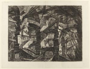 Fjortonde gravyren i Giovanni Battista Piranesis serie