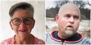 Marita Sörefjord tycker att den politiska majoriteten, där Björn Jonsson ingår, agerar ansvarslöst.