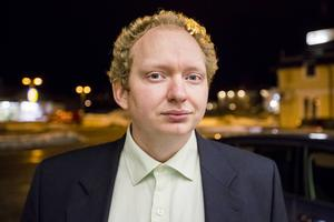 Daniel Persson, Sverigedemokraterna.