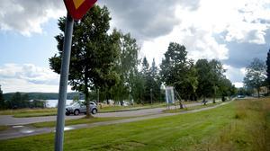 Här på Jönshyttevägen i Skönvik kan bilister behöva bli mer medvetna om vilken hastighet som gäller.