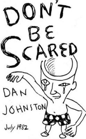 Omslag till Daniel Johnstons kassett
