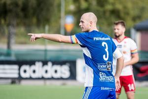 IFK Moras lagkapten Joakim Kullberg.