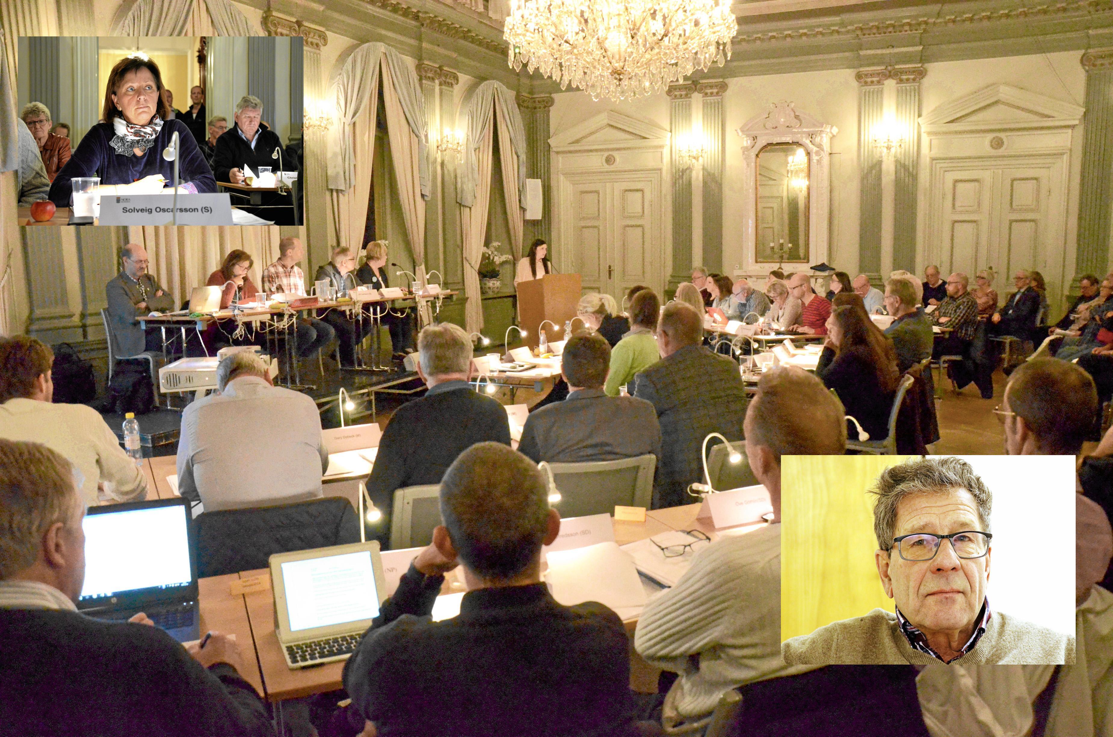 Inget är klart ännu vem som ska styra Nora kommun den kommande mandatperioden. Varken Solveig Oscarsson (S) eller Håkan Kangert (M) har några besked att lämna just nu.