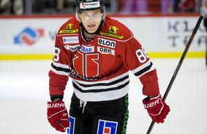 Joonas Rask efter sitt må mot Frölunda i lördags. Bild: Johan Bernström/Bildbyrån