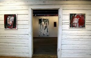Från utställning på Galleri Vretbacka 2006. Bild: Lars Wigert