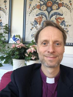 Mikael Mogren skrev en text om folkkyrkans kris under påskhelgen. Foto: Privat