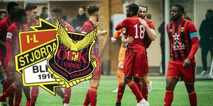 Vi sänder ÖFK:s träningsmatch mot Stjørdals Blink lördag 21 mars.