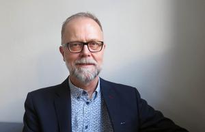 Hans Öjmyr är ny chef på Länsmuseet sedan ett par månader tillbaka.