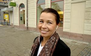 Maria Berggren, 48, frisör, Sundsvall: