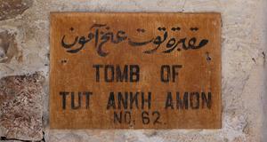 Tutankamons gravplats är en av dem som kopierats.