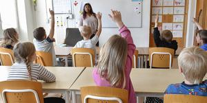 Lärarnas Riksförbund tycker att det är dags att staten tar över finansieringen av landets kommunala skolor. Foto: Jonas Ekströmer