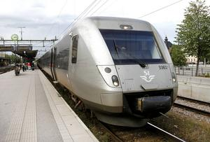 SJ har en historik av undermålig tillgänglighet på tågen. Framför allt är det liftarna som används för att kunna komma på tågen med en rullstol som orsakar problem, skriver Lars Beckman, M. Arkivbild: Lasse Palm