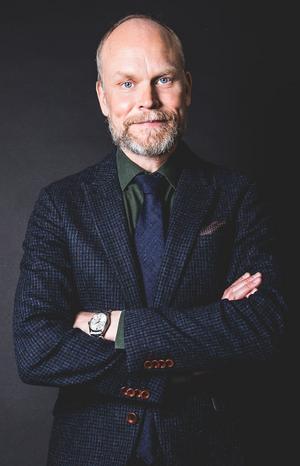 Pressbild. Kristian Luuk till Örebro.