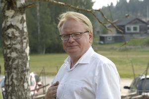 Försvarsminister Peter Hultqvist har själv varit på plats för att bilda sig en uppfattning om läget på Älvdalens skjutfält.