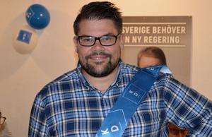 Jonas Hillerström menar att partiledarens insats haft stor betydelse för valframgången.