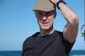 Fredrik Brounéus från Ludvika har etablerat sig som författare till romaner för unga vuxna. Bild: Bokförlaget Langenskiöld