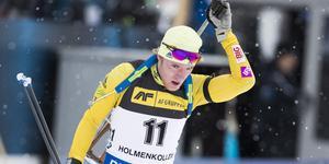 Sebastian Samuelsson. Foto: Berit Roald/TT