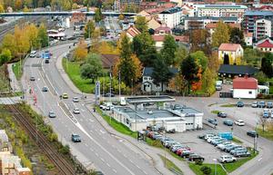 Om sådär 1,5 år kan det vara dags för byggstart för ombyggnaden av riksvägen genom Ludvika, hoppas och tror Trafikverket.