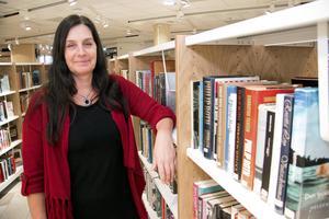 Catarina Pettersson, socialdemokratiskt kommunalråd i Hallstahammar.