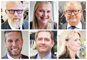 Juryn består av Daniel Nordström, chefredaktör och ansvarig utgivare för VLT, Maria Fors, vd för Citysamverkan, Anders Teljebäck (S), kommunstyrelsens ordförande, Lenny Hallgren, direktör för kultur-, idrotts- och fritidsförvaltningen, Tommy Gustavsson, kanslichef i polisområde Västmanland och Catrine Stenback, kontorschef SEB.