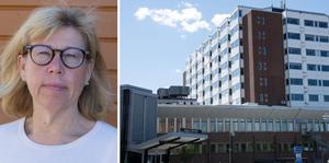 Åsa Hedström, sjuksköterska, skriver ett öppet brev till hälso- och sjukvårdsdirektören Maria Söderkvist (bilden), som i veckan berättade i LT att regionen i höst ska ta bort helgarbete varannan vecka på flera avdelningar på sjukhuset.