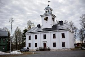Gamla Rådhuset på Murberget.