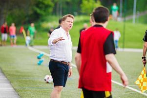 Per-Åke Swärdh tror att Heby klarar sig kvar i trean om man får ha truppen skadefri.