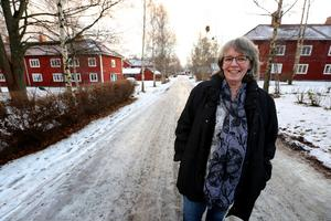 Karin Arvidsson blev