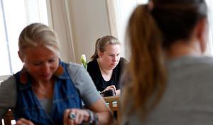 Matsvinn i en butik är problemet som Stina Dahlqvist arbetar på att lösa.