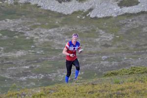 Ärlas Robbin Kantarp på väg mot segern i H21.