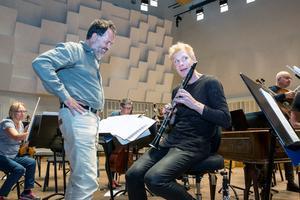 Gregor Zubicky, konstnärlig chef, och Martin Fröst, chefsdirigent, är de två som tillsammans ska ta Svenska kammarorkestern in i nästa årtionde.