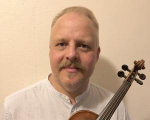 Peter Roos, Östersund, blev en av de två stipendiaterna.