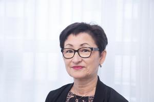 Marlen Terell är tillförordnad socialchef på Nynäshamns kommun.