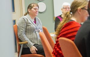 Marie Mill (LB) yrkade på att nämndens möten även fortsättningsvis ska vara offentliga.
