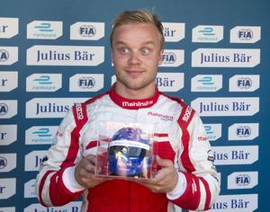Värnamosonen Felix Rosenqvist kommer, precis som Marcus Ericsson, att köra Indycar 2019. Foto: Ryan Remiorz/TT