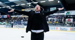 Patrik Zetterberg, sportchef VIK. Foto: KGZ Fougstedt