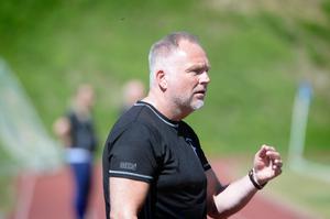 Östersunds tränare Kent Persson.