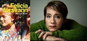 Dottern Felicia Feldt ger i sin bok från 2012 en skildring av sin barndom och de spår den har satt i henne som vuxen. Foto: Dan Hansson.