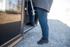 Gratis bussar för pensionärer har varit uppskattat. Arkivbild