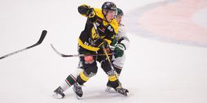 Alexander Lunsjös VIK föll med 4–5 hemma mot Tingsryd.
