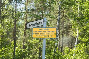 Hela Malmsjöåsen fungerar som ett reningsverk för vårt dricksvatten.