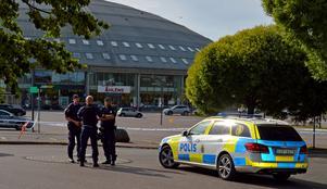 Jan Bohman kommer att höja rösten ytterligare för att få fler poliser till Borlänge.
