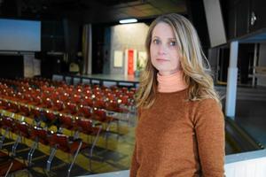 Helena Lizzmats är ansvarig lärare vid Kulturskolan.