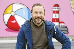 Tomas Johansson är projektansvarig för Hamnkalaset.