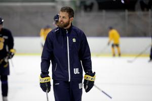 Ulf Lundberg berättar att tre SSK-spelare är tillbaka i träning