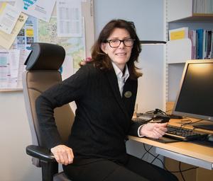 Eva Wetterstrand, avgående barn- och utbildningsdirektör.