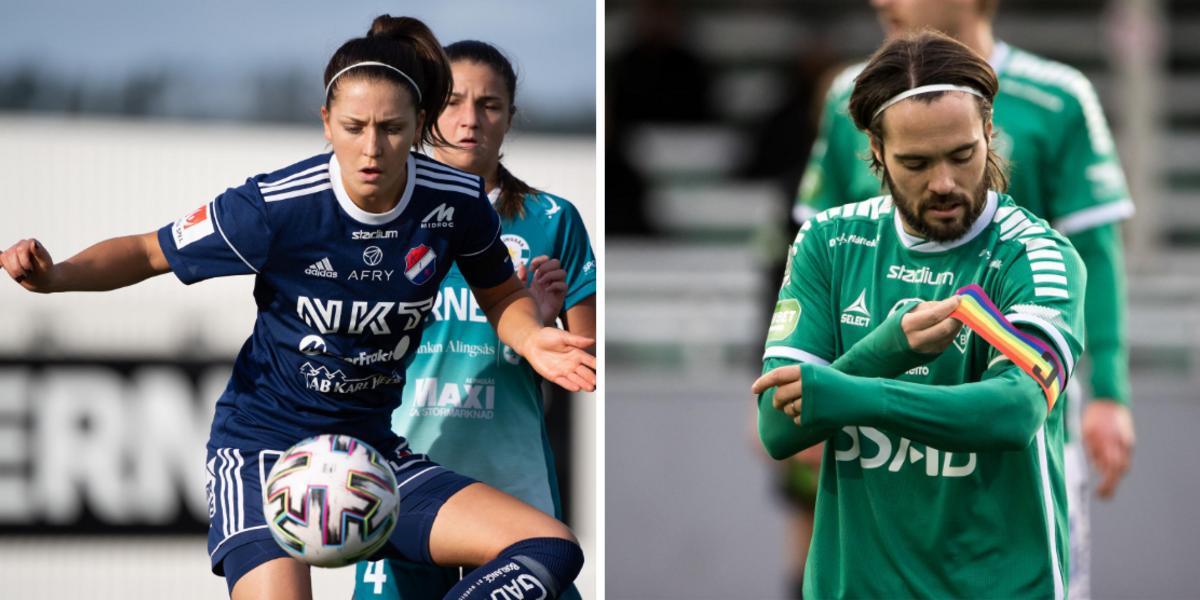 Nu delas krisstöden ut till fotbollsklubbarna – så mycket får Brage och Kvarnsveden