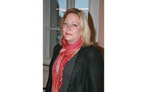 Helen Pettersson, förbundsordförande, ABF. Foto: Svante Isaksson